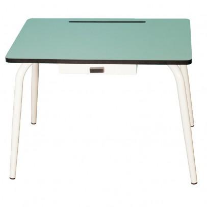 Les Gambettes Romy elementary desk - jade green-listing