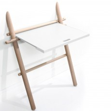 ENO Appunto de Laurent Corio Beach Wood Desk-listing
