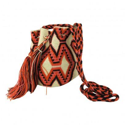Guanabana Wayuu Printed Fabric Shoulder Bag-listing