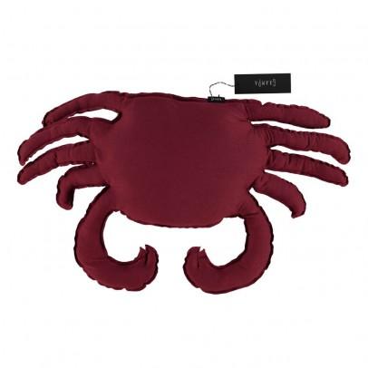 Grampa Doudou coussin Lucien le crabe en jersey-listing