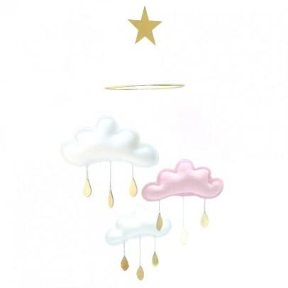 The Butter Flying Mobile anneau avec étoile Sunset-listing