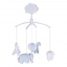 Trousselier Móvil musical jirafa, elefante-listing