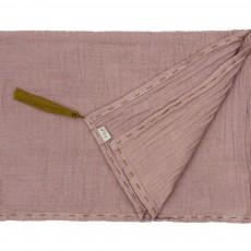 Numero 74 Foulard Paréo Pompons 110*190  - Collection Ado et Femme --product
