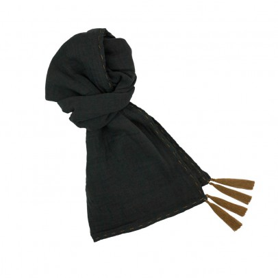 Numero 74 Pompom Scarf 55*160  - Girl and Woman Collection --product