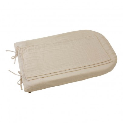 Numero 74 Changing Mat Cover - Off White-listing