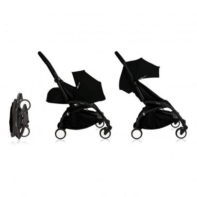 Babyzen Passeggino Completo New Yoyo+ evolutivo 0-5 anni, telaio nero-listing