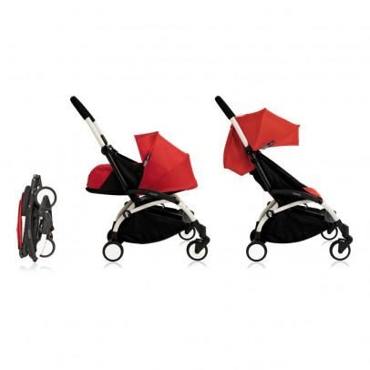 Babyzen Kinderwagen New Yoyo+ 0 Monate bis 5 Jahre-Gestell-Weiss -listing