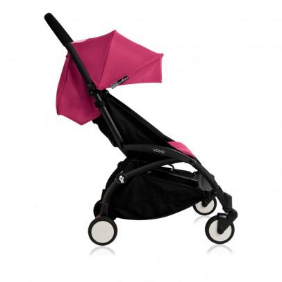 Babyzen Complete New YOYO Junior Stroller 6 months to 5 years, Black Frame-listing