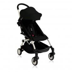 Babyzen Poussette complète new Yoyo+ junior 6 mois-5 ans, châssis blanc-listing