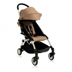 Babyzen Complete New YOYO Junior Stroller 6 months to 5 years, White Frame-listing