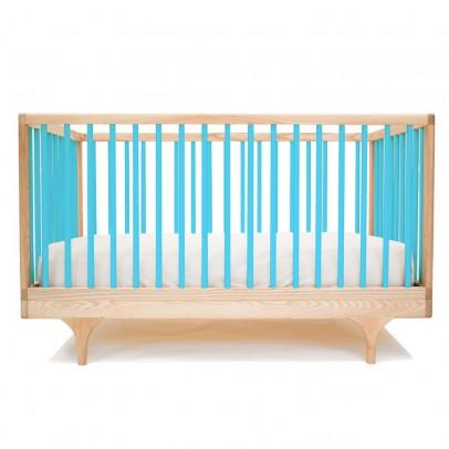 Kalon Studios Lit bébé Caravan - Bleu-listing