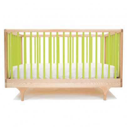 Kalon Studios Lit bébé Caravan - Vert-listing