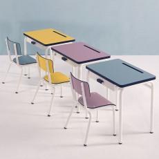 Les Gambettes Régine Kids Desk --listing