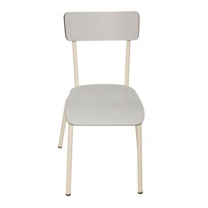 Les Gambettes Chaise enfant Suzie - Gris-listing