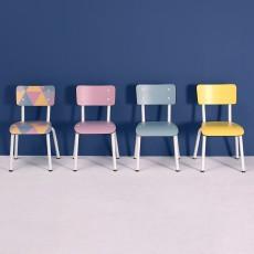 Les Gambettes Kinderstuhl Little Suzie - blau-listing