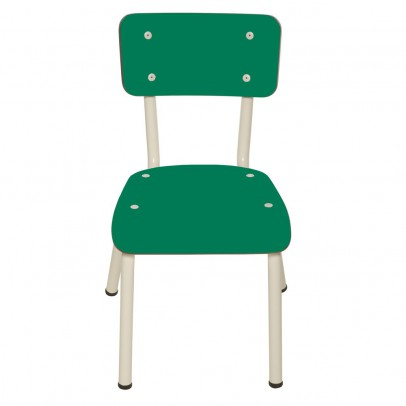 Les Gambettes Little Suzie child chair - tropical green-listing