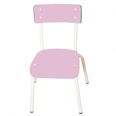 Les Gambettes Chaise élémentaire Colette - Vieux rose-listing