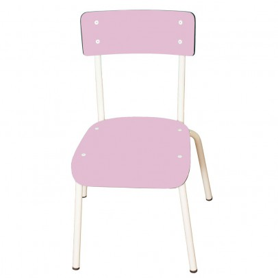 Les Gambettes Colette elementary chair - dusky pink-listing
