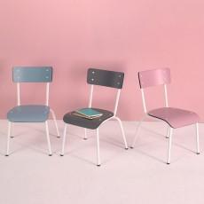 Les Gambettes Sedia bambino Colette - rosa antico -listing