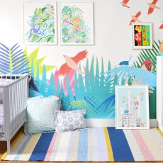 Little Cabari Manja Wallpaper 300x350cm-listing