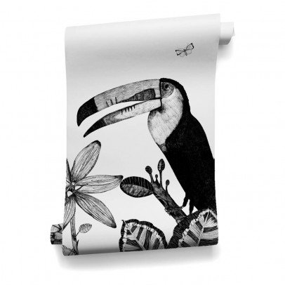 Bien Fait Papier-peint the Wild 455x280 cm - 5 lés-listing