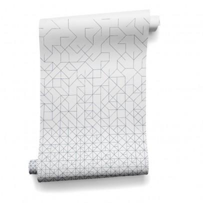 Bien Fait Papier-peint Modular 182x280 cm - 2 lés-listing