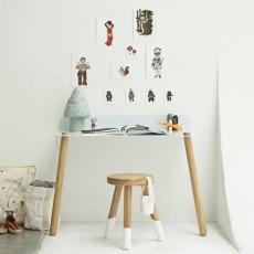 Krethaus Schreibtisch Mini Oriente -listing