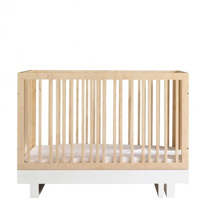 Kutikai Mittwachsendes Kinderbett 70x140 cm-listing