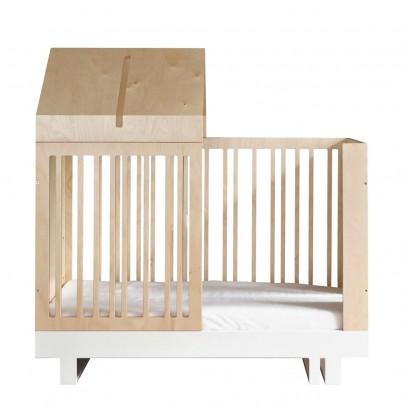 Kutikai Kit évolutif avec toit-maison pour lit 70x140 cm-listing