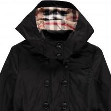 Burberry Grangemore Nylon Trenchcoat-listing
