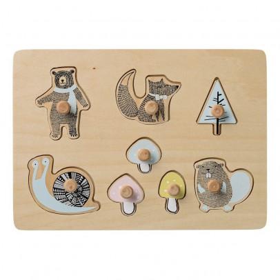 Bloomingville Kids Puzzle botones bosque-listing