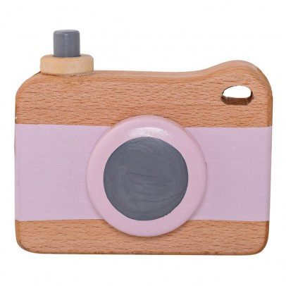 Bloomingville Kids Cámara de fotos de madera-listing