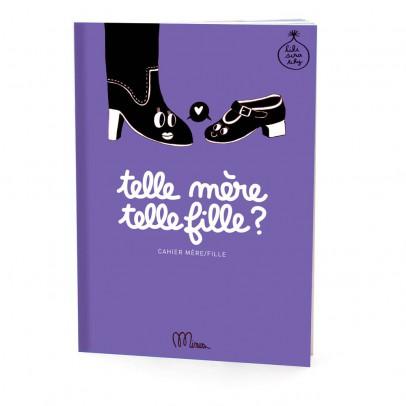 """Minus Editions Libreta mamá/hija """"De tal madre, tal hija""""-listing"""