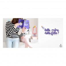 """Minus Editions Quaderno madre/figlia """"Tale madre, tale figlia?""""-listing"""