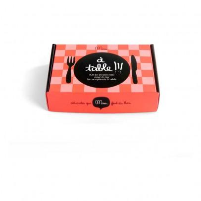 """Minus Editions Jeu en famille - Kit de discussion """"A table !""""-product"""