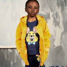 Mini Rodini Hooded Waterproof Parka-product