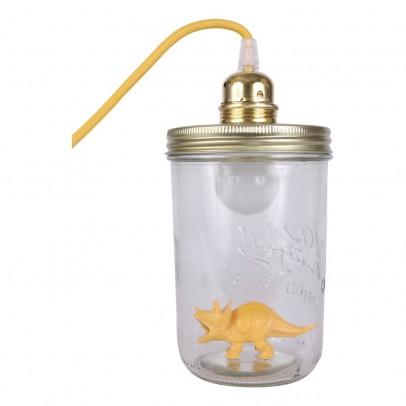 La tête dans le bocal Lampe im Einmachglas zum Aufstellen Dinosaurier-listing