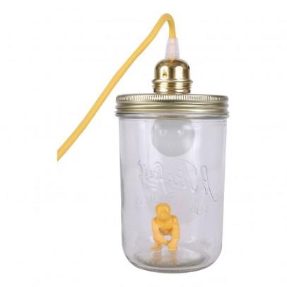 La tête dans le bocal Lampe im Einmachglas zum Aufstellen King Kong-listing