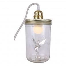 La tête dans le bocal Lampe im Einmachglas zum Aufstellen Fee-listing