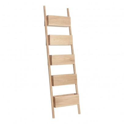 Hübsch Oak Ladder Shelf-listing