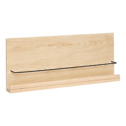 Hübsch Wall-mounted Oak Shelf-listing