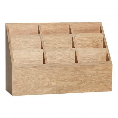 Hübsch Caja de almacenamiento en roble-listing