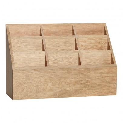 Hübsch Oak Tree Storage Boxes-listing