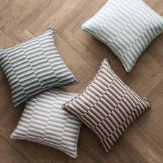 Ferm Living Cojín Arco en algodón estampado 50x50 cm-product