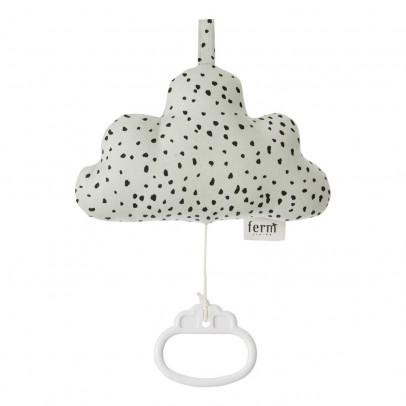 Ferm Living Mobile musical nuage en coton-listing