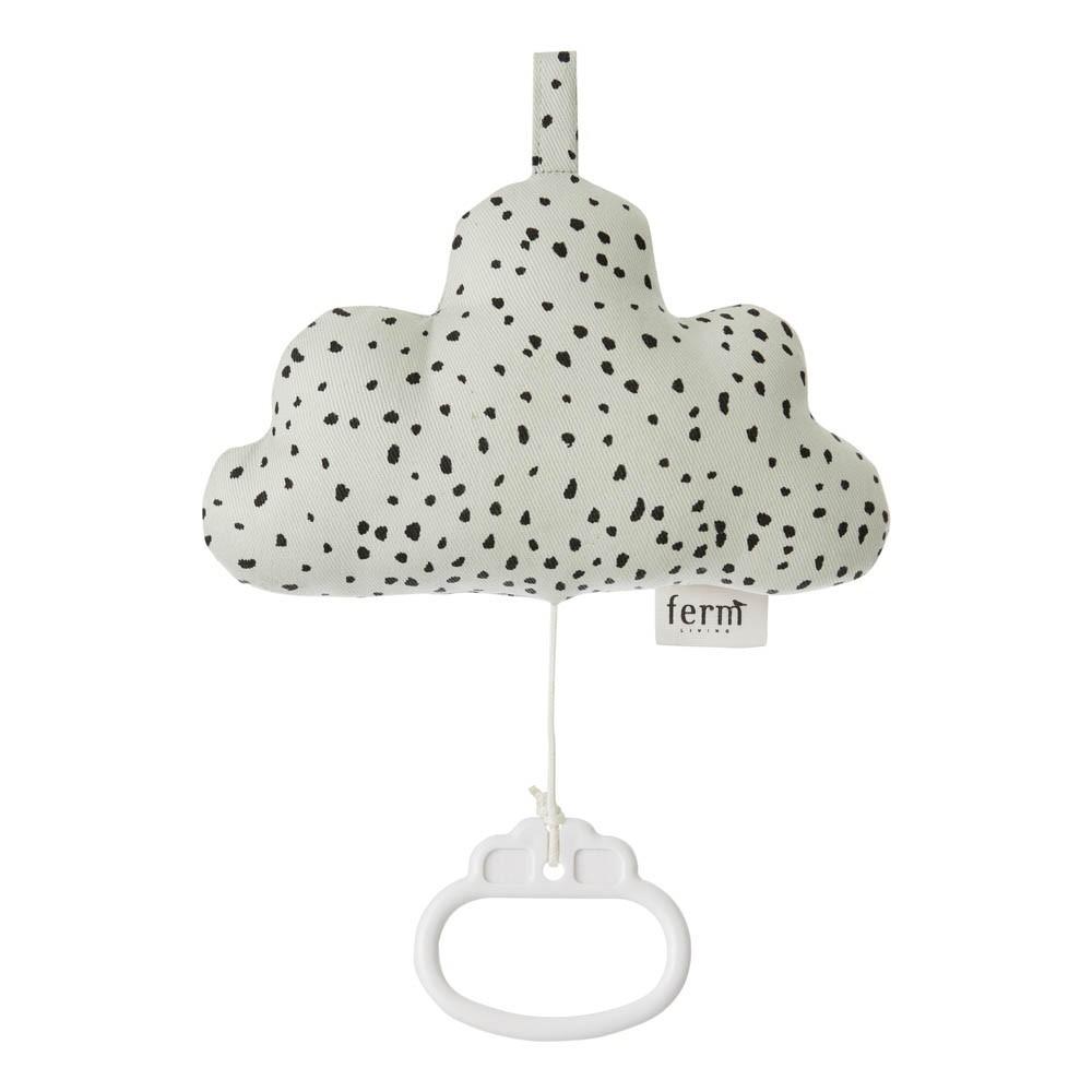 Ferm Living Mobile Musical Cotton Cloud-product