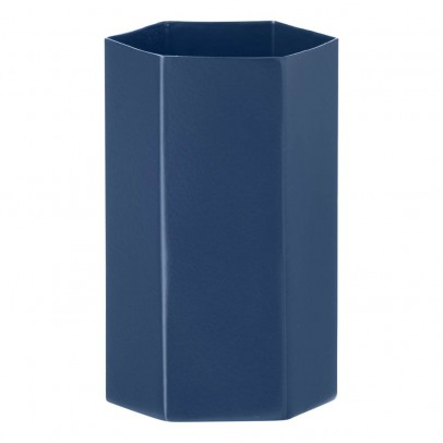 Ferm Living Vaso esagono in metallo H12cm-product