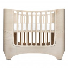Leander Lit ovale bébé évolutif complet avec matelas-listing