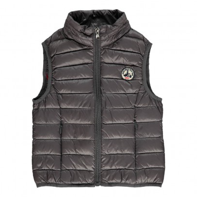 Jott Zoe Sleeveless Light Down Jacket-listing