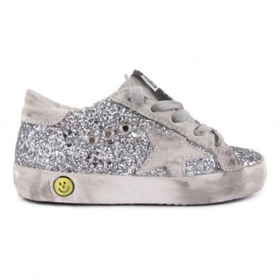 Golden Goose Superstar Sequined Sneakers-product